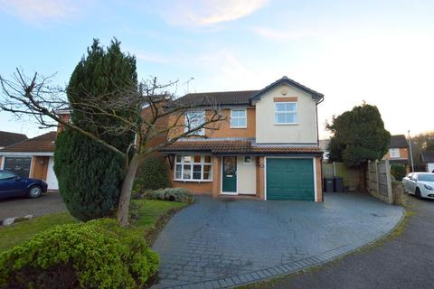 4 bedroom detached house for sale - Kershaw Close, Barton Hills, Luton, Bedfordshire, LU3 4AT