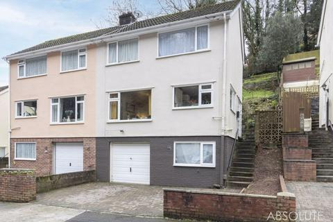2 bedroom semi-detached house - Occombe Valley Road, Paignton