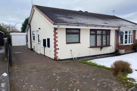 1 bedroom semi-detached bungalow for sale - Diamond Close, Biddulph, ST8 6JP