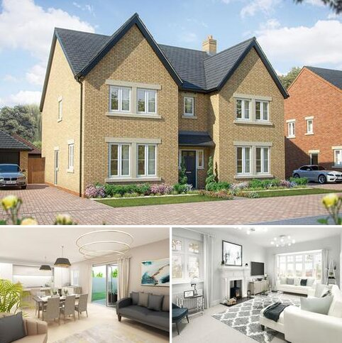 5 bedroom house for sale - Plot The Pine 041, The Pine at Collingtree Park, Collingtree Park, Windingbrook Lane, collingtree NN4