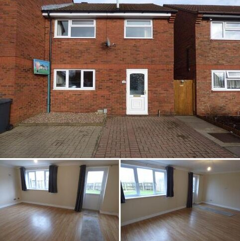 3 bedroom terraced house to rent - Ravenhill Way, Luton