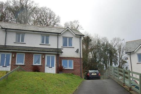 3 bedroom semi-detached house for sale - Y Gorlan, Llanilar, Aberystwyth