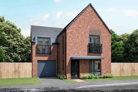 4 bedroom detached house for sale - Plot 31, The Gosforth at St Albans Park, Whitehills Drive, Windy Nook NE10
