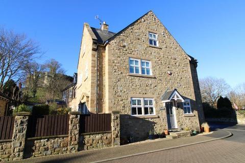 3 bedroom end of terrace house for sale - Greens Park, Warkworth, Morpeth, Northumberland