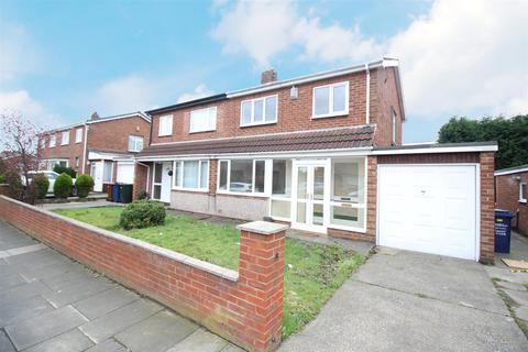 3 bedroom semi-detached house - Acomb Crescent, Newcastle Upon Tyne