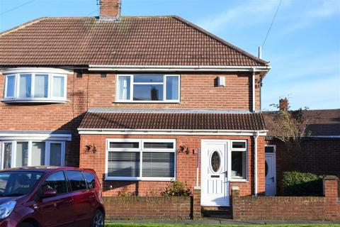 2 bedroom semi-detached house to rent - Roedean Road, Redhouse, Sunderland