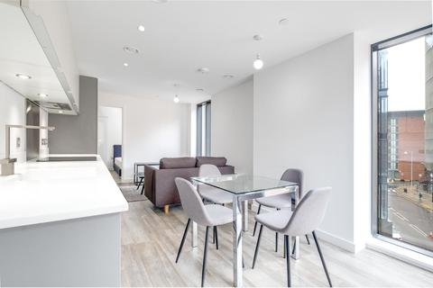 2 bedroom apartment to rent - The Bank Tower 2, 58 Sheepcote Street, B16 8WN