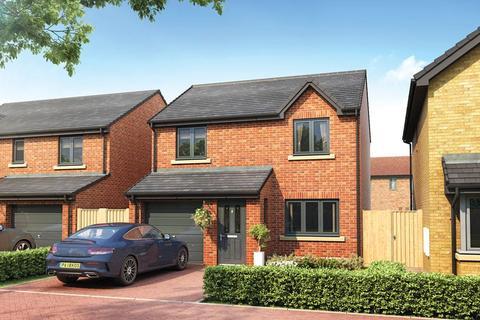 3 bedroom detached house for sale - West Park Garden Village, Edward Pease Way, Darlington