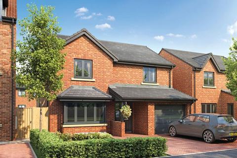 4 bedroom detached house for sale - Edward Pease Way, Darlington