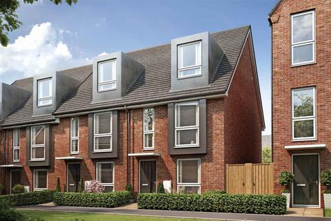 3 bedroom terraced house for sale - Plot The Braxton - 206, The Braxton - Plot 206 at Dukes Quarter, GU35, Off Budds Lane,  Bordon GU35