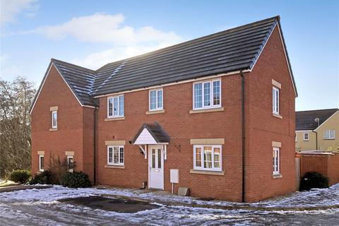 3 bedroom semi-detached house for sale - Arabian Avenue, Moulden View, Swindon, SN5