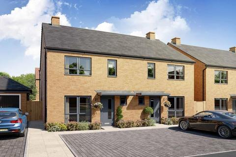 3 bedroom end of terrace house for sale - Plot 19, Maidstone at Barratt Homes at Linmere, Houghton Road, Chalton, HOUGHTON REGIS LU4
