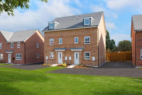 3 bedroom semi-detached house for sale - Plot 109, Norbury at Romans Green, Preston, Lightfoot Lane, Fulwood, PRESTON PR4