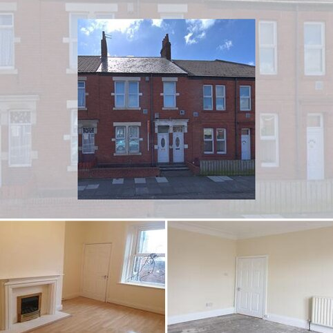 1 bedroom flat to rent - Spencer Terrace, North Shields
