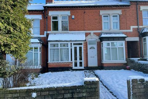 2 bedroom terraced house to rent - Friary Road, Handsworth, Birmingham, B20 1BB