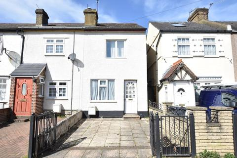 2 bedroom end of terrace house for sale - Fruen Road, Feltham, Middlesex, TW14