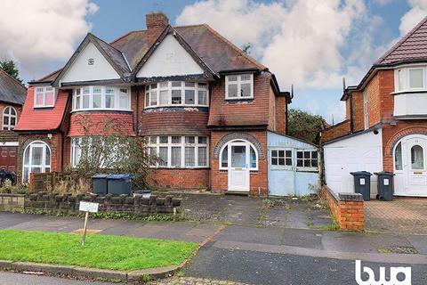 3 bedroom semi-detached house for sale - Lulworth Road, Hall Green, Birmingham, B28 8NT