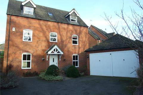 5 bedroom detached house for sale - Highfields Park Drive, Derby