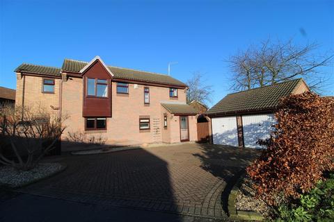 4 bedroom detached house for sale - Lacey Green, Balderton, Newark