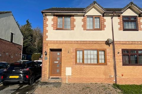 3 bedroom semi-detached house for sale - Hazel Mead, Brynmenyn, Bridgend . CF32 9AQ