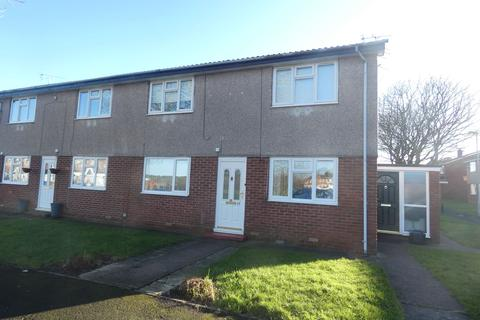 2 bedroom ground floor flat - Solingen Estate, Blyth, Northumberland, NE24 3ER