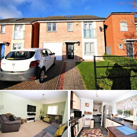 4 bedroom detached house for sale - Broadshaw Mews, Throckley