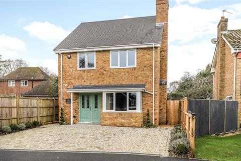 4 bedroom detached house for sale - Ruffield Close, Winchester, SO22