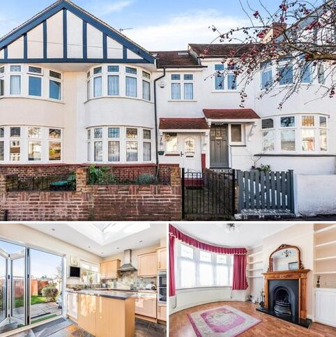 4 bedroom terraced house for sale - Clement Road, Beckenham