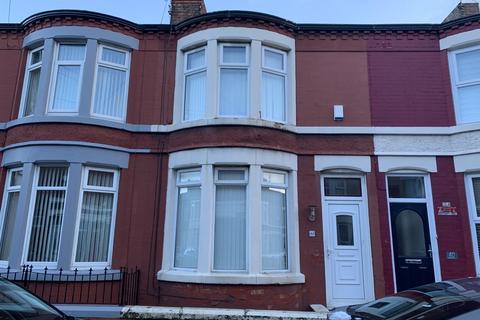 3 bedroom terraced house for sale - Westdale Road, Wavertree, Liverpool, L15 4HS