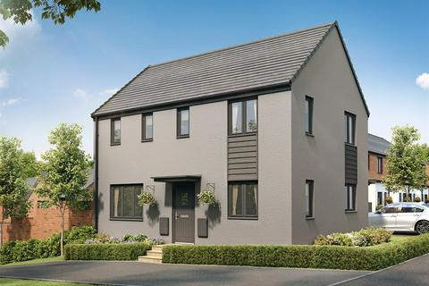 3 bedroom detached house for sale - Plot 767, The Clayton Corner at St Edeyrns Village, The Foxborough, Church Road, Old St. Mellons CF3