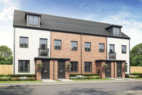 3 bedroom terraced house for sale - Plot 176, The Seaton at Brunton Meadows, Newcastle Great Park NE13