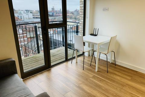 Studio to rent - One Wolstenholme Square, 2 Slater Place, Liverpool, Merseyside, L1