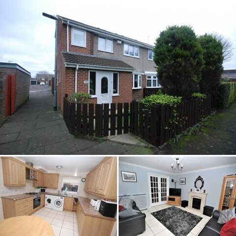 4 bedroom semi-detached house for sale - Yewtrees, Windy Nook