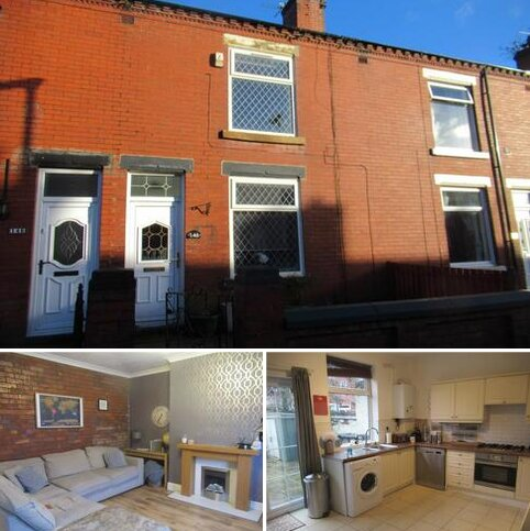 2 bedroom terraced house to rent - Oxford Street, Leigh WN7