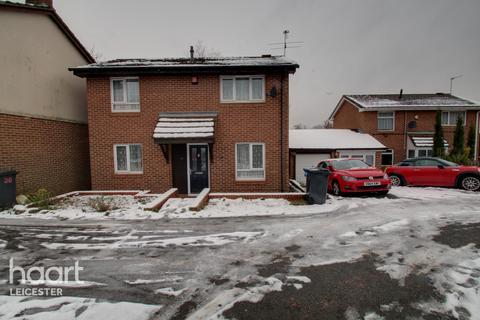 3 bedroom detached house for sale - Osprey Road, Leicester