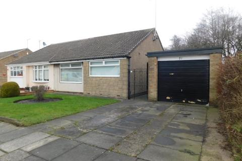 2 bedroom semi-detached bungalow for sale - BURNABY CLOSE, STOCKTON ROAD, HARTLEPOOL