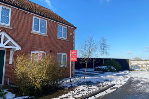 3 bedroom semi-detached house for sale - Highfield Mews, Great Gonerby, NG31