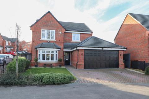 4 bedroom detached house - Clark Way, Grassmoor, Chesterfield