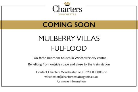 3 bedroom semi-detached house for sale - Mulberry Villas, Cranworth Road, Winchester, SO22
