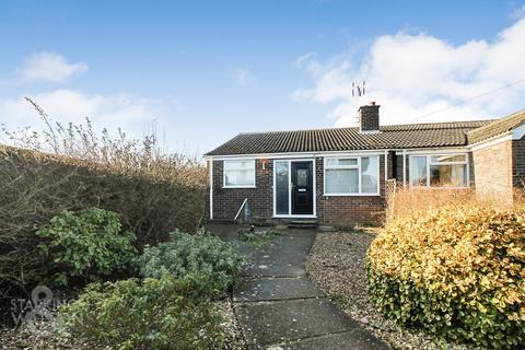 2 bedroom semi-detached bungalow for sale - St. Michaels Road, Long Stratton