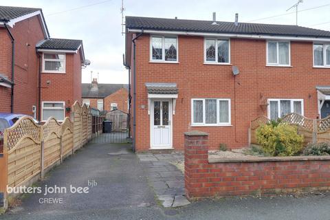 3 bedroom semi-detached house for sale - Derrington Avenue, Crewe