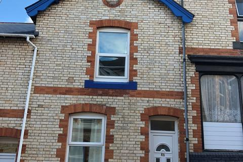 2 bedroom terraced house to rent - Hilton Road, Newton Abbot