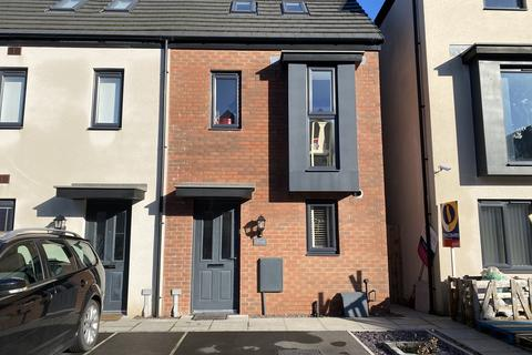 3 bedroom townhouse for sale - Heol Tapscott, Barry