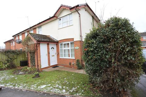 1 bedroom semi-detached house to rent - Lysander Close, Woodley