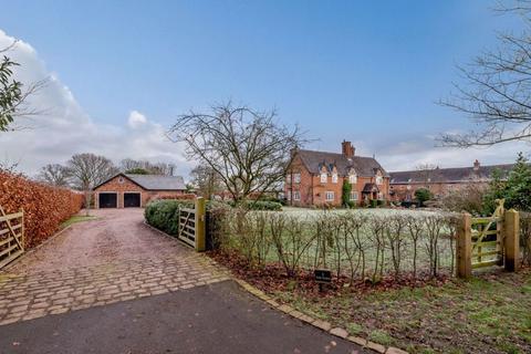 4 bedroom semi-detached house for sale - Haughton, Nr Tarporley - Cheshire Lamont Property Ref 3249