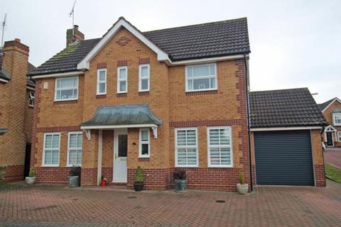 3 bedroom detached house for sale - 7 Starling Grove, Worksop