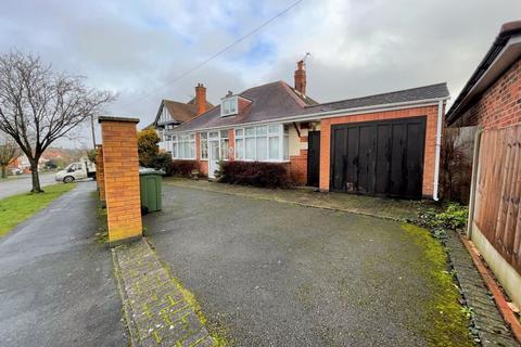 2 bedroom detached bungalow for sale - Howard Road, Glen Parva