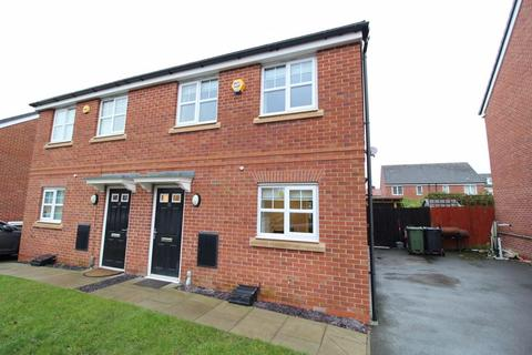 3 bedroom semi-detached house for sale - Brett Street, Birkenhead