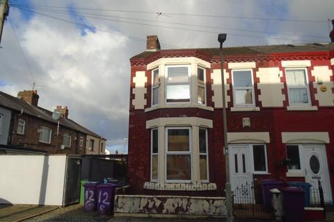3 bedroom end of terrace house for sale - 1 Fairburn Road, Liverpool