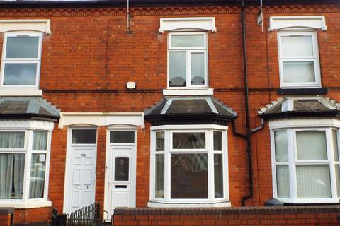 2 bedroom terraced house to rent - Milner Road, Selly Park, Birmingham, B29 7RG